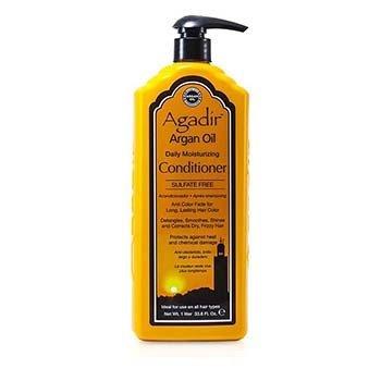 Agadir Argan Oil Daily Moisturizing Балсам (За Всеки Тип Коса)  1000ml/33.8oz