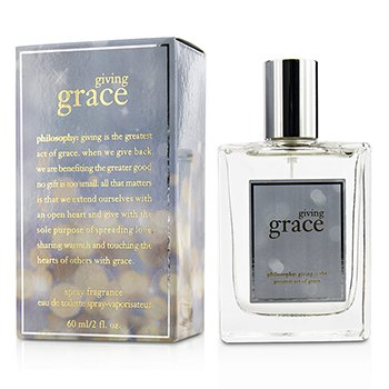 Philosophy Giving Grace Eau De Toilette Spray  60ml/2oz