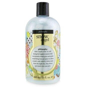Snow Angel Shampoo, Shower Gel & Bubble Bath  480ml/16oz