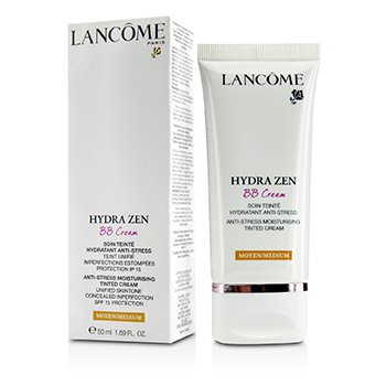 Lancome Hydra Zen (BB Cream) Anti-Stress Moisturising Tinted Cream SPF15 - #Medium  50ml/1.69oz