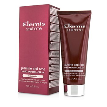 Elemis Jasmine & Rose Crema Manos & U�as  100ml/3.4oz