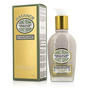 L'Occitane Almond Velvet Body Serum  100ml/3.3oz