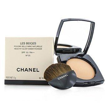 e3b1923a Chanel Les Beiges Healthy Glow Sheer Powder SPF 15 - No. 25 12g/0.42oz