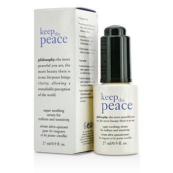 פילוסופי Keep The Peace Super Soothing Serum- סרום מרגיע  27ml/0.9oz