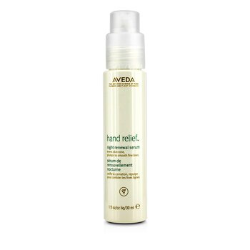 Aveda Hand Relief Night Renewal Serum  30ml/1oz