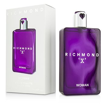 John Richmond 'X' Eau De Toilette Spray  75ml/2.5oz