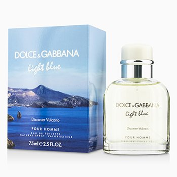 Light Blue Discover Vulcano Eau De Toilette Spray  75ml/2.5oz