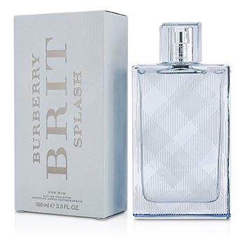 Burberry Brit Splash Eau De Toilette Spray  100ml/3.3oz