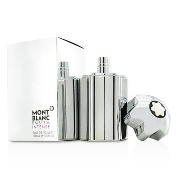 Mont Blanc Emblem Intense Eau De Toilette Spray  100ml/3.3oz