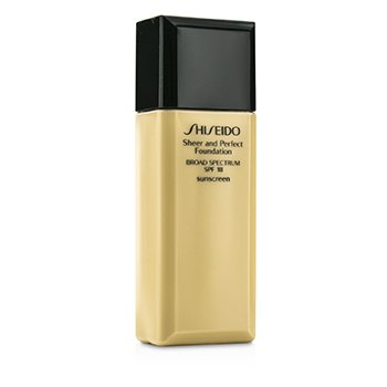 Sheer & Perfect Foundation SPF 18  30ml/1oz
