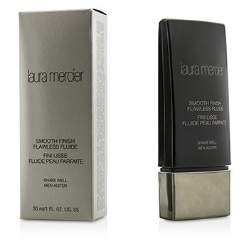 Laura Mercier Fluidní make-up pro hladký a bezchybný vzhled Smooth Finish Flawless Fluide - # Ivory  30ml/1oz
