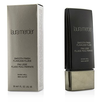 Laura Mercier Fluidní make-up pro hladký a bezchybný vzhled Smooth Finish Flawless Fluide - # Macadamia  30ml/1oz