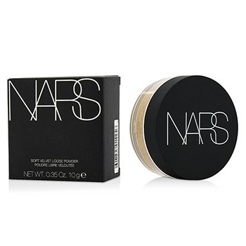 NARS Soft Velvet Polvo Volátil - #Mountain (Marrón Rojizo Profundo)  10g/0.35oz