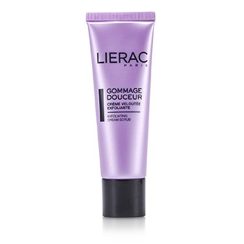 Lierac Gentle Exfoliator - Exfoliating Cream Scrub (Unboxed)  50ml/1.6oz