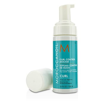 Curl Control Mousse (For Curly to Tightly Spiraled Hair)  150ml/5.1oz