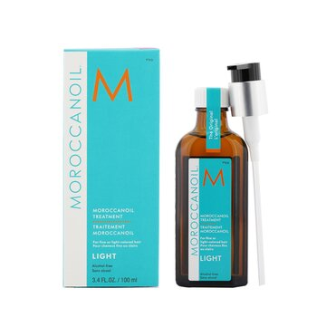 Moroccanoil Treatment - Light (For Fine or Light-Colored Hair)  100ml/3.4oz