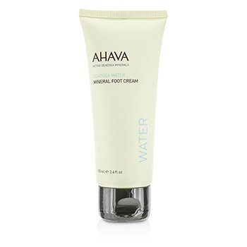 Ahava Deadsea Water Crema Mineral Pies  100ml/3.4oz