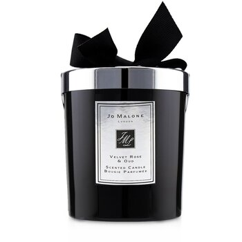 Velvet Rose & Oud Scented Candle  200g (2.5 inch)