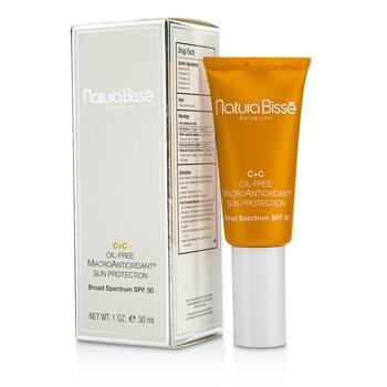 C+C  Oil-Free MacroAntioxidant Sun Protcetion SPF 30  30ml/1oz
