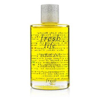 Fresh Life Body Oil  100ml/3.3oz