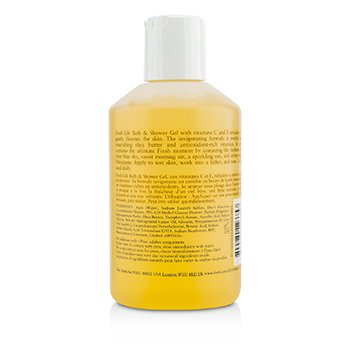Fresh Life Bath & Shower Gel  300ml/10.1oz