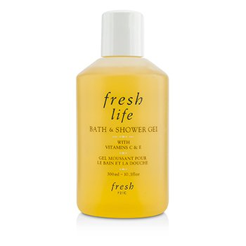 Fresh Fresh Life Gel Baño & Ducha  300ml/10.1oz