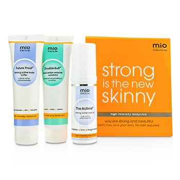 Strong Is The New Skinny Kit: The Activist 30ml + Double Buff 50ml + Future Proof 50ml  3pcs