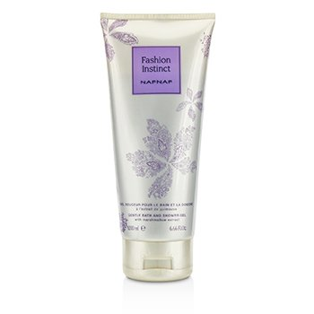 Naf-Naf Fashion Instinct Gel de Duș Delicat de Baie şi Duș   200ml/6.66oz