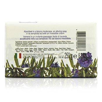Dei Colli Fiorentini Triple Milled Vegetal Soap - Tuscan Lavender 250g/8.8oz