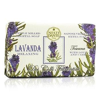 สบู่ Dei Colli Fiorentini Triple Milled Vegetal Soap - Tuscan Lavender  250g/8.8oz