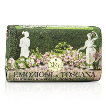 Nesti Dante Emozioni in Toscana Sapun Natural - Garden In Bloom  250g/8.8oz