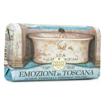Emozioni In Toscana Natural Soap - Thermal Water  250g/8.8oz