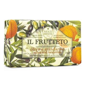 Il Frutteto Moisturizing Soap - Olive & Tangerine  250g/8.8oz