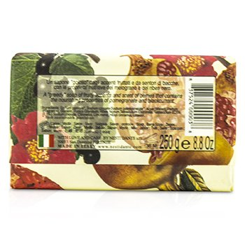 Il Frutteto Nourishing Soap - Pomegranate & Blackcurrant  250g/8.8oz