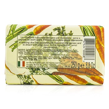 Horto Botanico Carrot Soap  250g/8.8oz