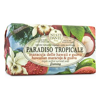 Paradiso Tropicale Triple Milled Natural Soap - Hawaiian Maracuja & Guava  250g/8.8oz