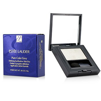 Estee Lauder Pure Color Envy Defining EyeShadow Wet/Dry - # 13 Silver Edge  1.8g/0.06oz