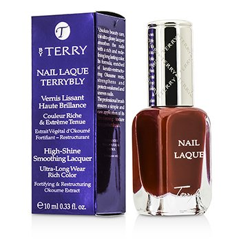 By Terry Nail Laque Terrybly Esmalte Alto Brillo - # 8 Fire Game  10ml/0.33oz