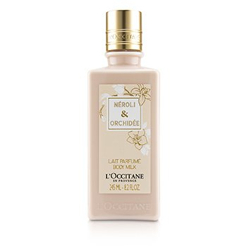 Neroli & Orchidee Body Milk  250ml/8.4oz