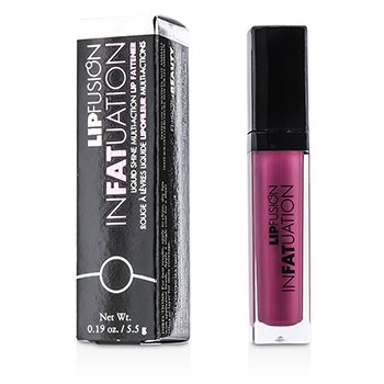 Fusion Beauty LipFusion Infatuation Engrosador Labios Multi Acción Brillo Líquido - Pucker Up  5.5g/0.19oz