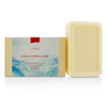 Aqua Coralline Luxurious Bath Soap  170g/6oz