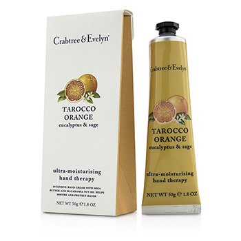 Crabtree & Evelyn Tarocco Orange, Eucalyptus & Sage Ultra-Moisturising Hand Therapy  50g/1.8oz