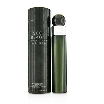360 Black ماء تواليت بخاخ  100ml/3.4oz