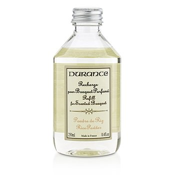 Durance Scented Bouquet Refill - Rice Powder  250ml/8.4oz