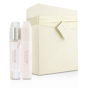 Burberry Body Tender Coffret: Eau De Toilette Spray 60ml/2oz + Leche Corporal 100ml/3.3oz  2pcs