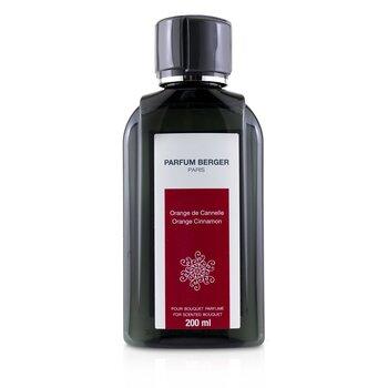 Difusor Aromático Refill - Orange Cinnamon  200ml/6.76oz