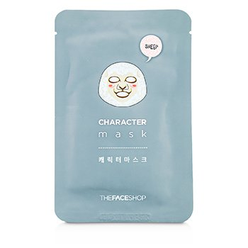 The Face Shop Character Mask - Sheep  10x23g/0.81oz