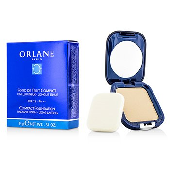 Orlane Base Compacta SPF22 (Raidant Finish/Long Lasting) - #01 Diaphane  9g/0.31oz