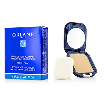 Orlane Compact Foundation SPF22 (Raidant Finish/Long Lasting) - #04 Dore  9g/0.31oz