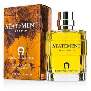 Aigner Statement Eau De Toilette Spray  125ml/4.2oz